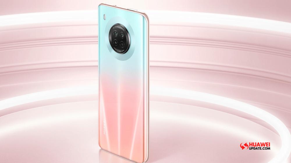 Huawei Y9a Pink