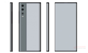 Huawei double-sided smartphone