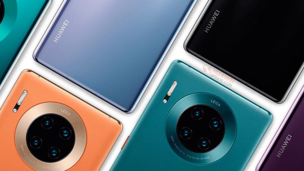 Mate 30E Pro 5G - Huawei