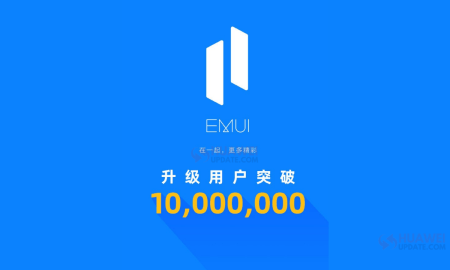 EMUI 11 has exceeded 10 million users