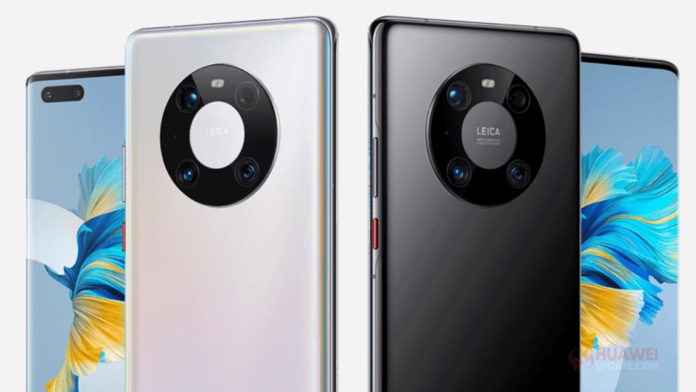 Huawei Mate 40 Update