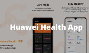 Huawei Health App Update- HU
