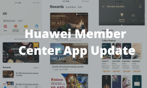 Huawei Member Center