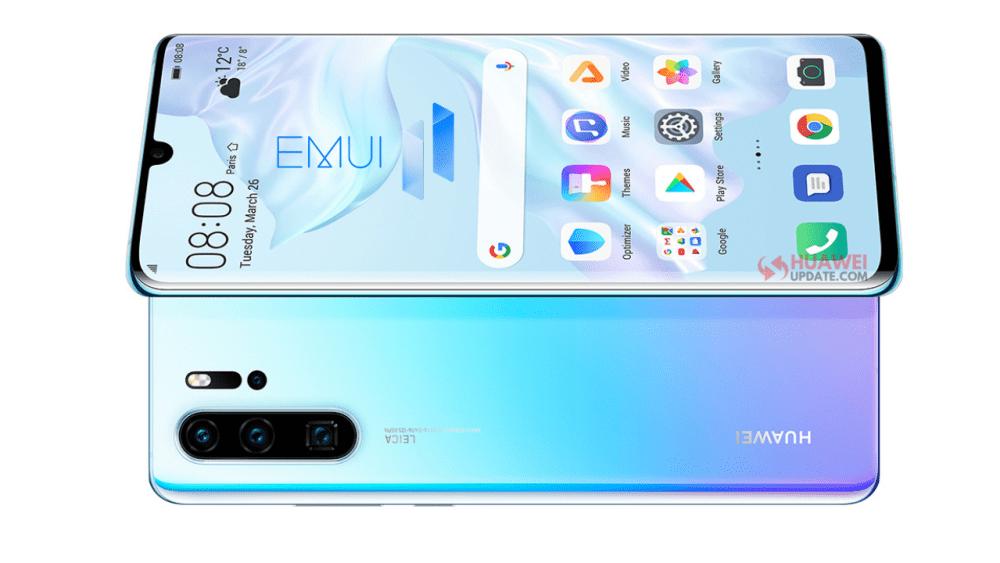 EMUI 11 Huawei P30