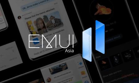 EMUI 11 rollout in Asia
