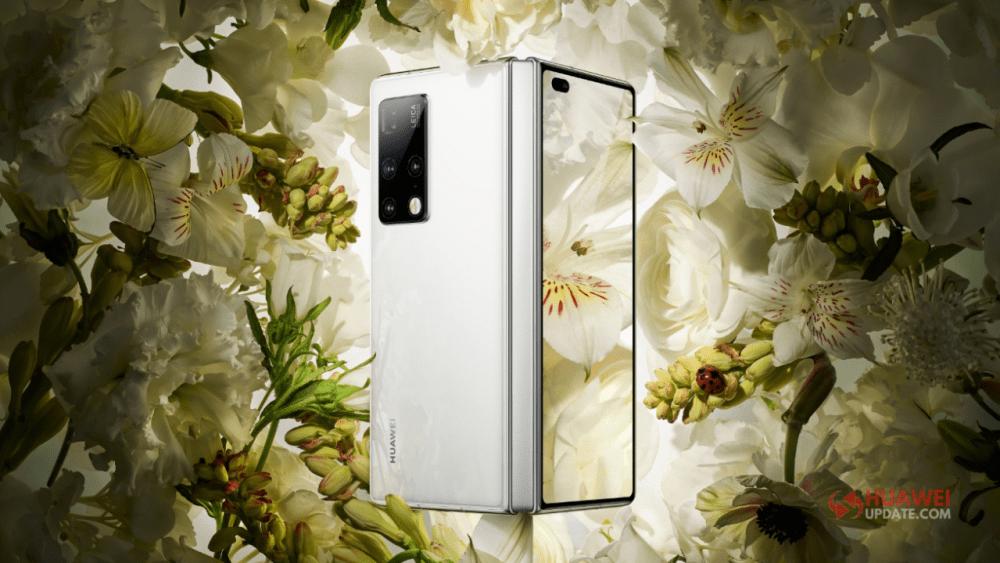 Huawei Mate X2 White