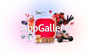 Huawei AppGallery accessibility Zone