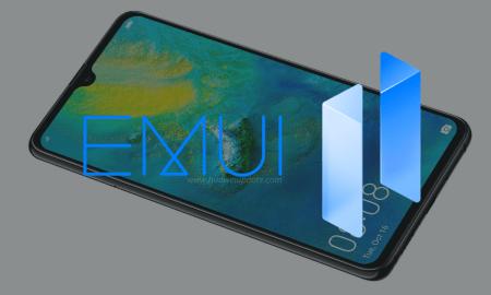 Huawei Mate 20 Pro EMUI 11 Europe