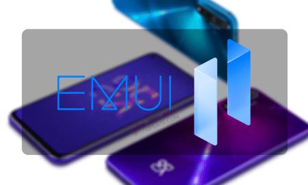 Huawei Nova 5T EMUI 11 Update