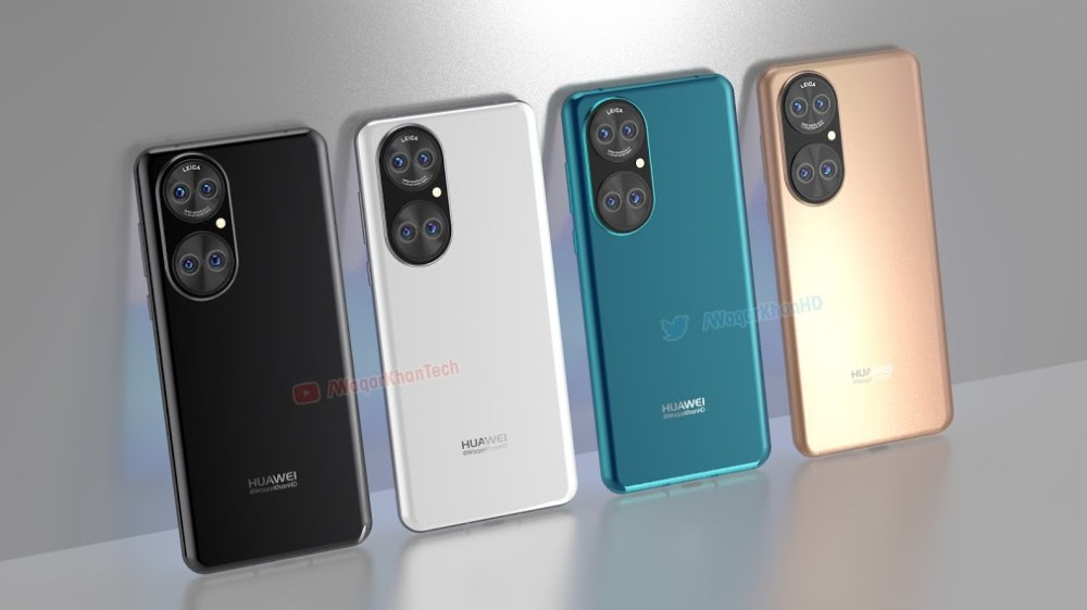 Huawei P50 new render -7