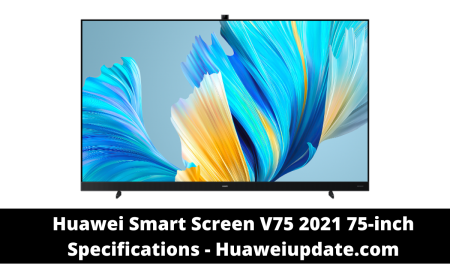 Huawei Smart Screen V75 Specifications