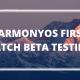 HARMONYOS FIRST BATCH BETA TESTING