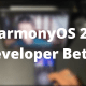 HarmonyOS 2.0 Developer Beta 3