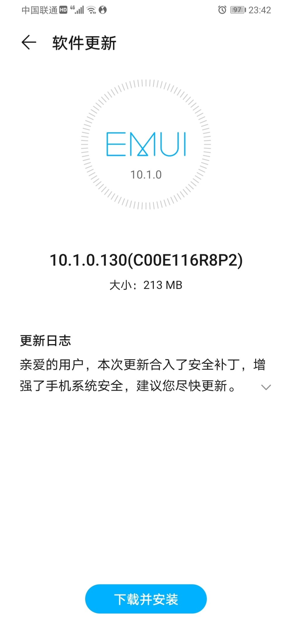Honor 9X series April 2021 security patch update