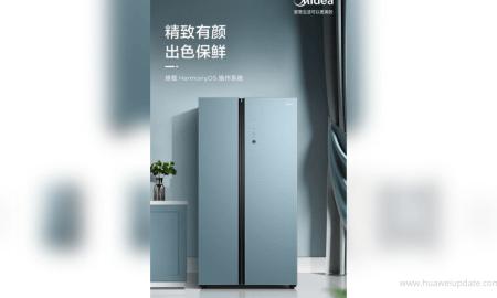 HarmonyOS refrigerator