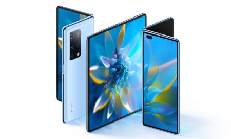 Huawei Mate X2- HarmonyOS