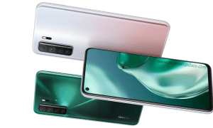 Huawei P40 Lite 5G Update