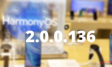 HarmonyOS update v136