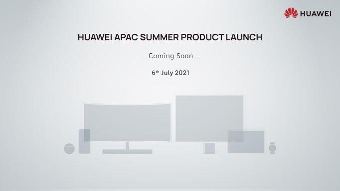 Huawei APAC summer special