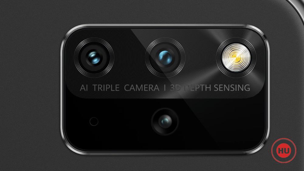Huawei MatePad Pro Camera