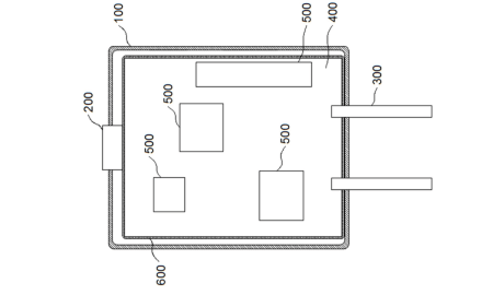 HUawei power adapters patent