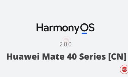 HarmonyOS 2.0.0.165 patch 04