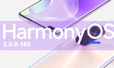 HarmonyOS 2.0.0.165
