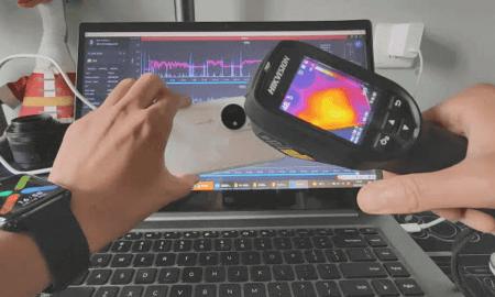 Huawei P50 Pro Game Measurement