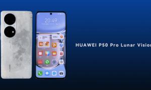 Huawei P50 Pro Lunar Vision