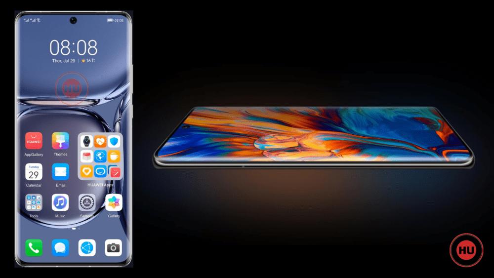 Huawei P50 Pro Main Image - HU