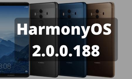 HarmonyOS 2.0.0.188