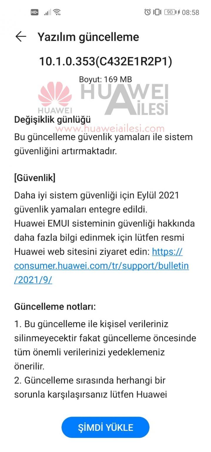 Huawei P40 Lite 10.1.0.353