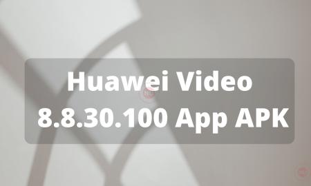 Huawei Video 8.8.30.100 APK