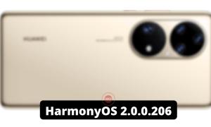 P50 Pro HarmonyOS 2.0.0.206