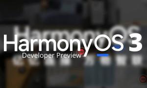 HarmonyOS 3 DP