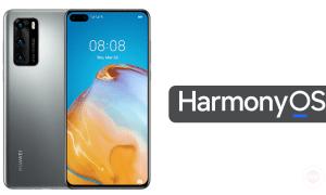 P40 4G HarmonyOS Update
