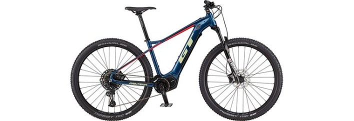 (1) GT ePantera Bolt E-Bike
