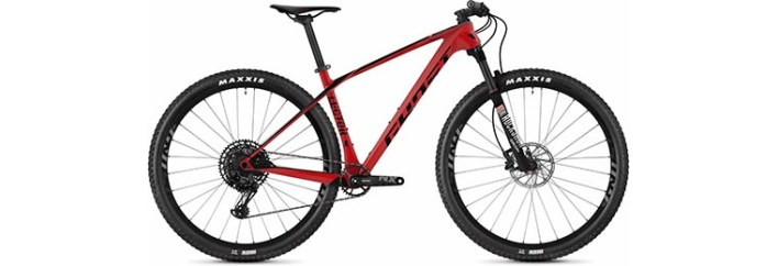 (8) Ghost Lector 3.9 Hardtail Bike