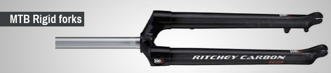 Learn more about: Rigid MTB forks