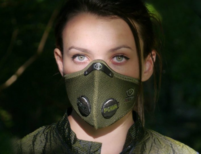 Anti-Pollution Masks buying guide (Pic from Respro)