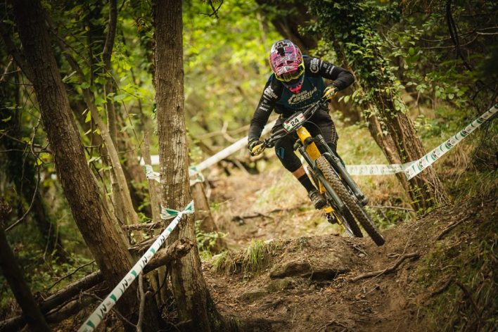 The stunning Pietra Ligure trails, and Elliott Heap racing