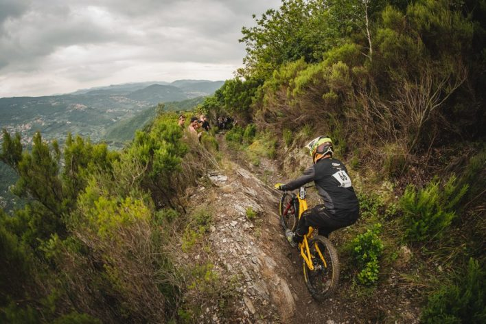 The stunning Pietra Ligure trails