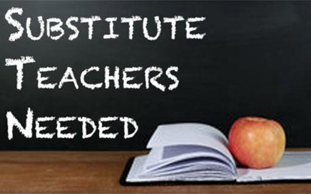 Training session set July 25 for potential substitute teachers |  HubCitySPOKES