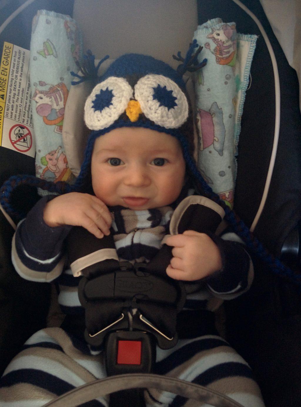 Brody Huber – 3 month update