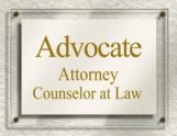 advocated attorney