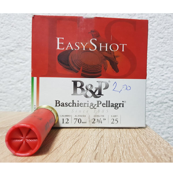 Sačmeno streljivo Baschieri & Pellagri EASY SHOT