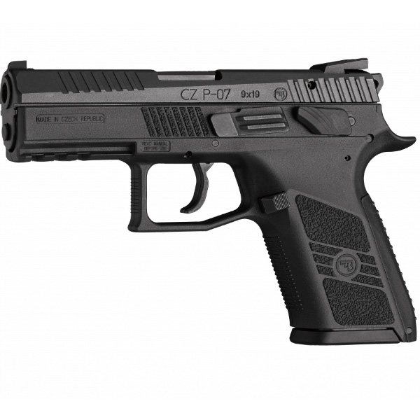 Pištolj Česká zbrojovka P-07