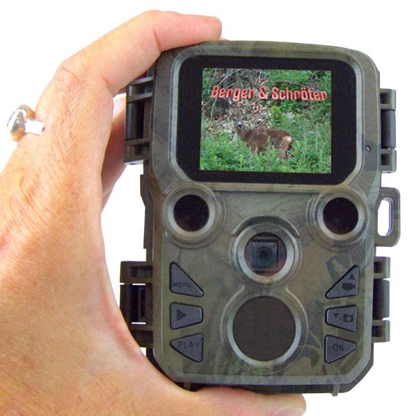 Kamera B&S Mini 16 MP Wildkamera