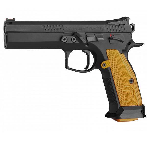 Pištolj ČZ 75 TS ORANGE