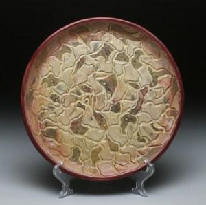 Butter Glaze Platter72